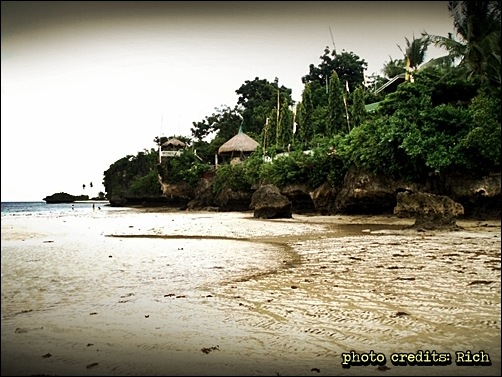 santiago bay resort camotes