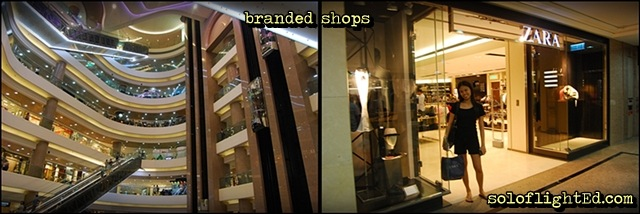 branded shops hongkong