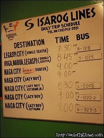 camsur bus schedule