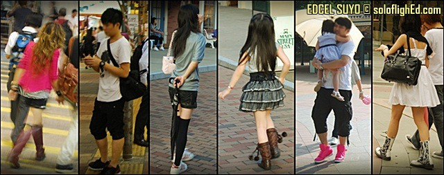 hongkong fashion