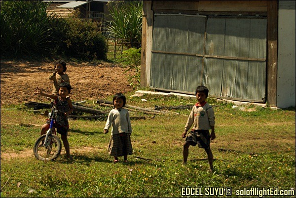 khmer children
