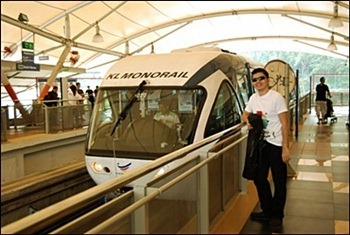 kuala lumpur monorail