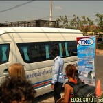 Cambodia Trip: Shuttle Bus from Siem Reap to Bangkok, Thailand