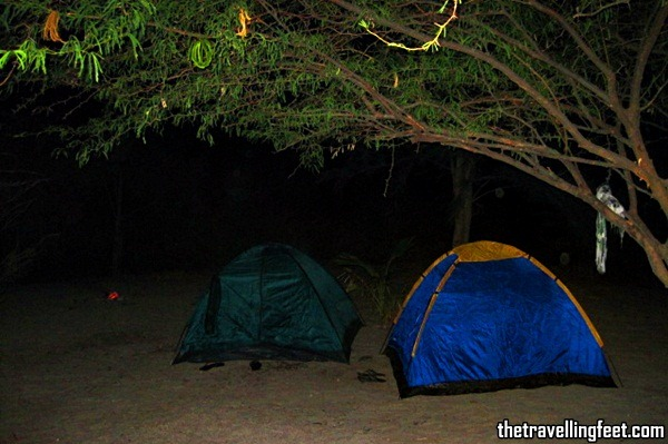 tents nagsasa
