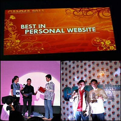 camma awards 2011