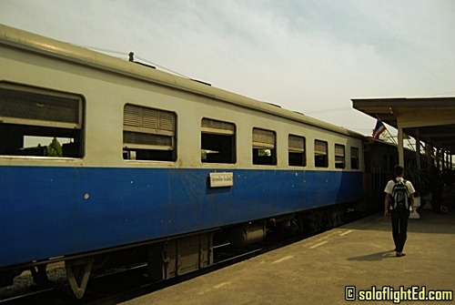 siem reap train