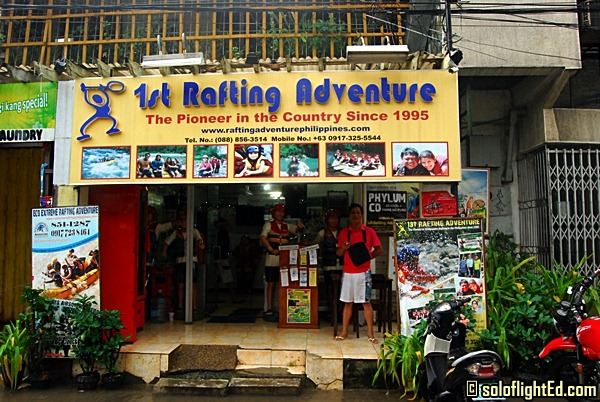1st rafting adventure best
