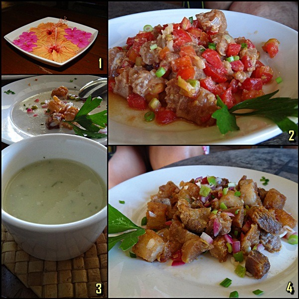 kapuluan resort food
