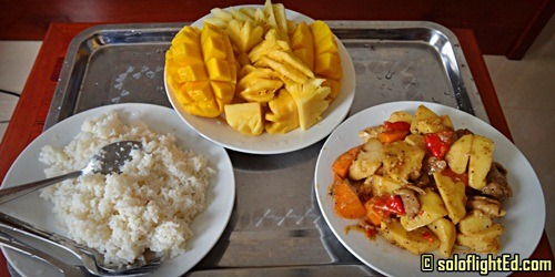 siem reap food