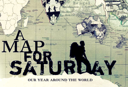 Travel Movie: A Map for Saturday