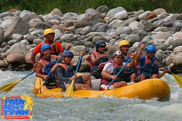 white water rafting kalinga