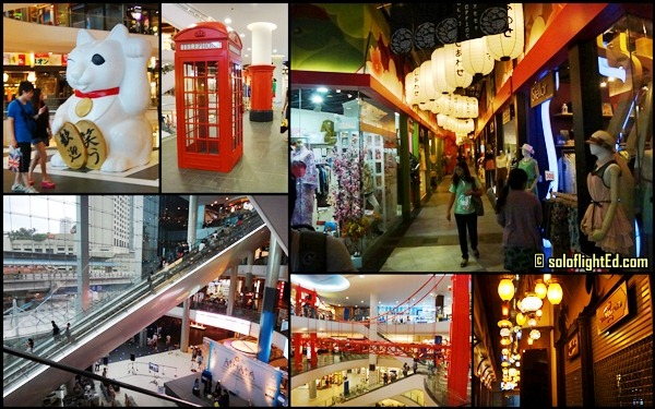 5 Things I Love About The Terminal 21 Mall In Bangkok