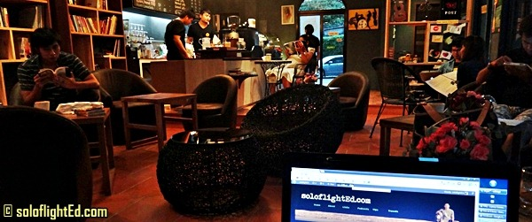 acoustic coffee cafe bangkok