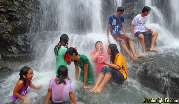 merloquet waterfalls zamboanga