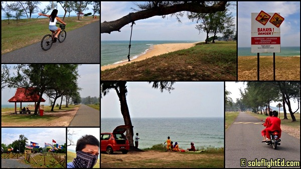 cycling activity tanjong jara resort