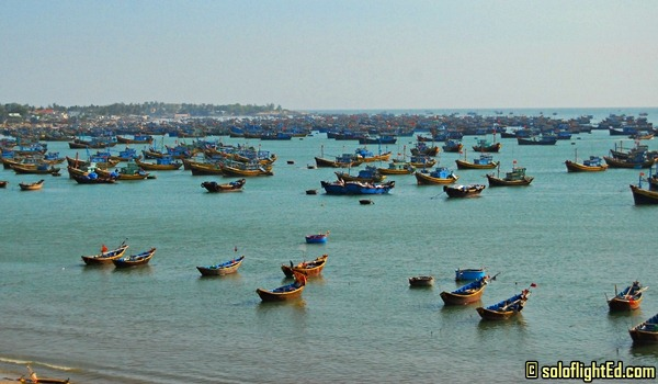 fishing village mui ne