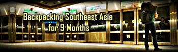 Southeast Asia backpacking
