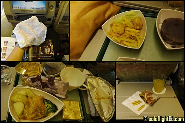 emirates airline food