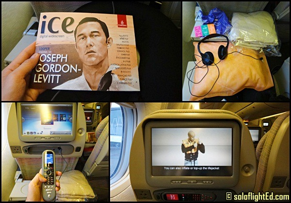 emirates entertainment