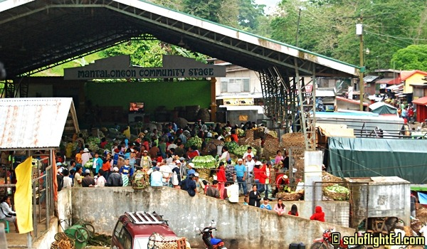 Cebu: Mantolongon Sunday Morning Market