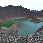 Dubai, UAE: Quick Stop at the Hatta Mountains