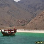Dhow Cruise in the Waters of Musandam in Oman