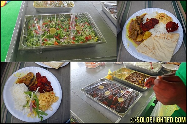 musandam tour food