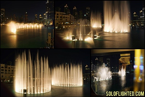 water fountain dubai