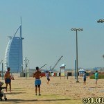 A Few Photos of Burj Al Arab from Afar