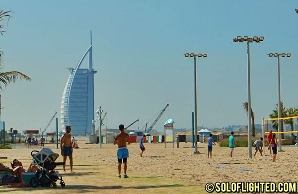 burj al arab kite beach
