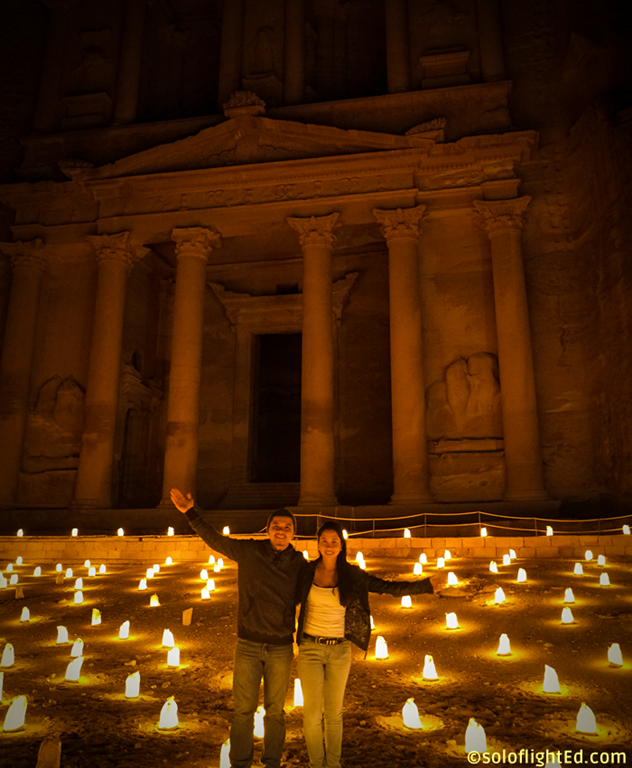 Petra-at-Night-experience