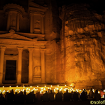 Petra By Night Experience in Jordan