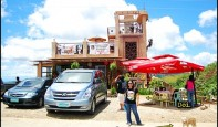 At The Adventure Cafe Cebu