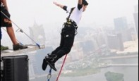 My Bungy Jumping Experience at the Macau Tower
