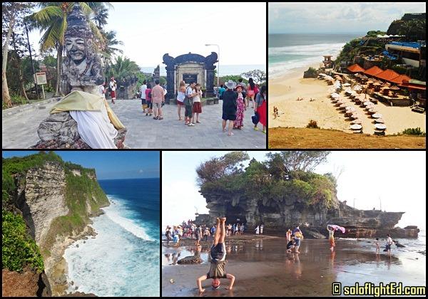 Tourist Spots In Bali Indonesia Jpg